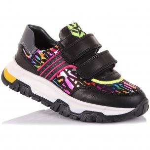 Дитяче взуття PERLINKA (Кросівки зі шкіри та нубуку в школу)