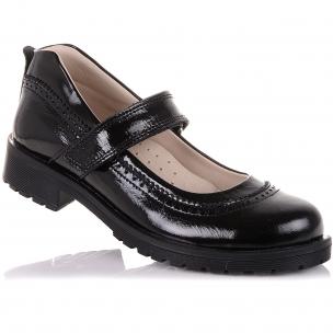Дитяче взуття PERLINKA ( Лакові туфлі для школи)