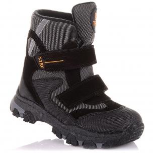 Детская обувь PERLINKA (Теплые зимние ботинки на массивной подошве)