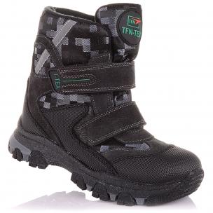 Дитяче взуття PERLINKA ( Зимові черевики з замші та нубуку)