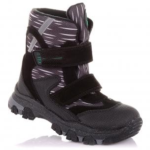 Дитяче взуття PERLINKA ( Зимові черевики, утеплені шерстю)