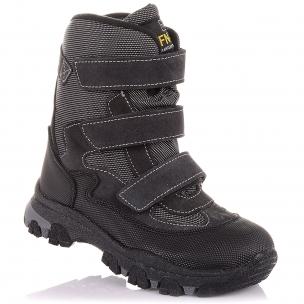 Детская обувь PERLINKA (Зимние сапоги на рельефной подошве)