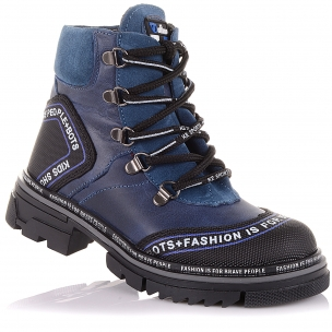 Дитяче взуття PERLINKA (Демісезонні черевики на шнурках і на змійці)