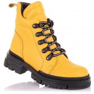 Дитяче взуття PERLINKA (Яскраві демісезонні черевики зі шкіри)