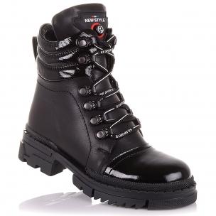 Дитяче взуття PERLINKA ( Зимові чоботи на масивній підошві)