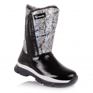 Детская обувь PERLINKA (Лакированные зимние сапоги)
