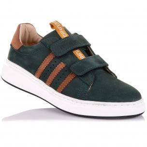 Детская обувь PERLINKA (Стильные мокасины на липучках)