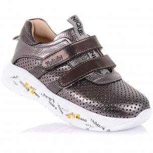Детская обувь PERLINKA (Кроссовки из кожи на модной массивной подошве )