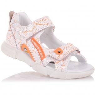Детская обувь PERLINKA (Босоножки на двух липучках)