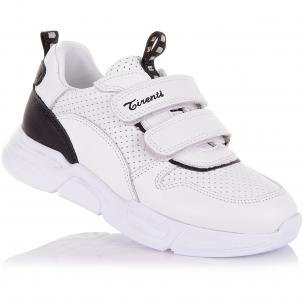 Детская обувь PERLINKA (Облегченные кроссовки из кожи на липучках)