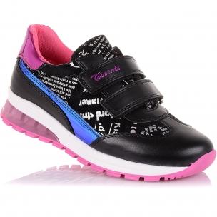 Детская обувь PERLINKA (Кроссовки из экокожи, на липучках)