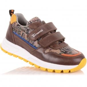 Дитяче взуття PERLINKA (Кросівки зі шкіри на липучках)
