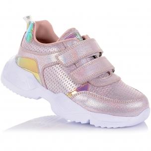Детская обувь PERLINKA (Стильные кроссовки из нубука на липучках )