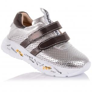 Детская обувь PERLINKA (Кроссовки из кожи (перфорация))