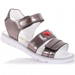 Дитяче взуття PERLINKA (Стильні босоніжки на липучках)