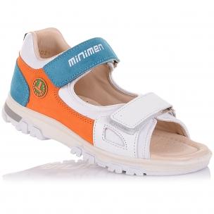 Дитяче взуття PERLINKA (Босоніжки на липучках з закритим задником)