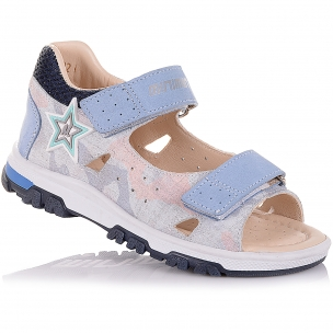 Детская обувь PERLINKA (Спортивные босоножки на липучках)