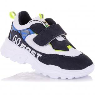 Детская обувь PERLINKA (Кроссовки на одной широкой липучке)