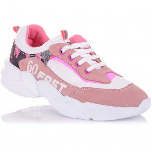 Детская обувь PERLINKA (Кроссовки на белой рельефной подошве)