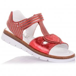 Детская обувь PERLINKA (Яркие босоножки на липучке)