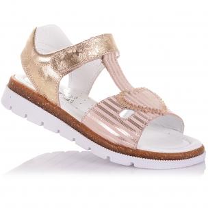 Детская обувь PERLINKA (Босоножки из кожи на липучке)