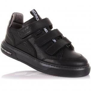Детская обувь PERLINKA (Школьные мокасины из натуральной кожи)