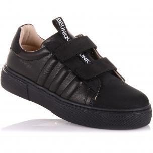 Дитяче взуття PERLINKA (Шкільні мокасини зі шкіри та нубуку)