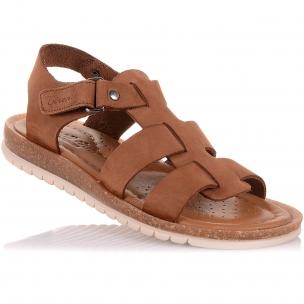 Детская обувь PERLINKA (Босоножки из нубука на одной липучке)