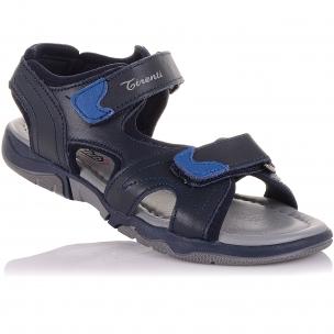 Дитяче взуття PERLINKA (Босоніжки зі шкіри на липучках)