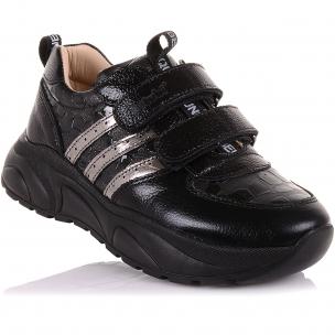 Детская обувь PERLINKA (Школьные кроссовки из кожи)