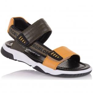 Детская обувь PERLINKA (Стильные босоножки из кожи)