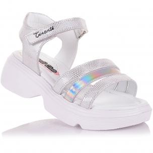 Детская обувь PERLINKA (Стильные босоножки на массивной подошве)
