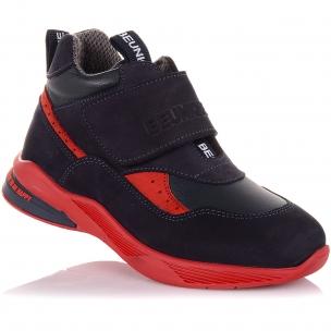 Детская обувь PERLINKA (Демисезонные ботинки с яркими вставками)