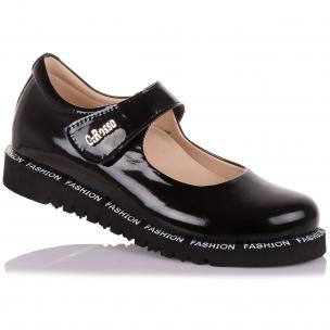 Детская обувь PERLINKA (Облегченные лаковые туфли для школы )