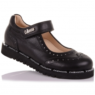 Детская обувь PERLINKA (Облегченные, стильные туфли из кожи)