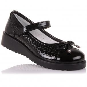 Детская обувь PERLINKA (Лаковые туфли с бантом)