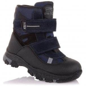 Детская обувь PERLINKA (Зимние ботинки с прорезиненной защитой )