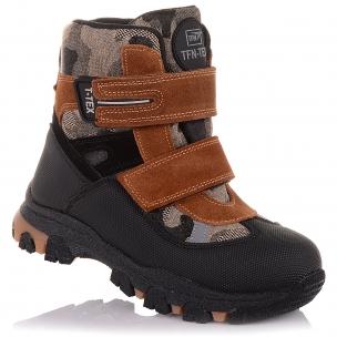 Детская обувь PERLINKA (Зимние ботинки на двух липучках)