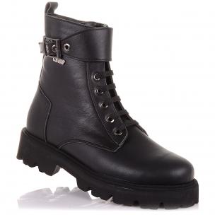 Детская обувь PERLINKA (Демисезонные ботинки на шнурках и молнии )